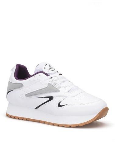Dark Seer Ds3.5208K Sneaker 2021 Kadın Beyaz